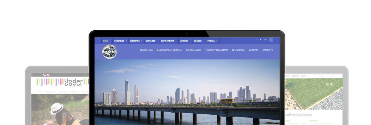 website design in panama