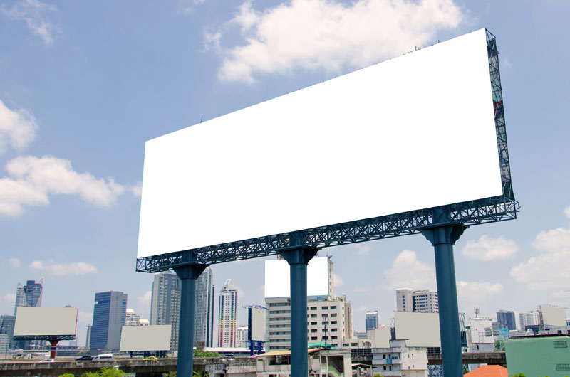 Billboard Design in Panama