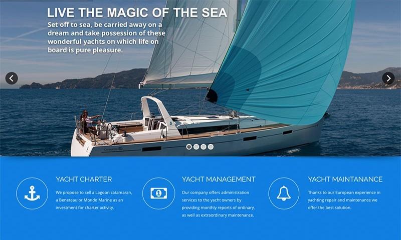 Andromeda Yachts