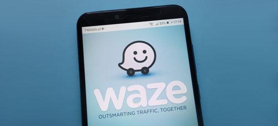 Publicidad Waze en Panamá
