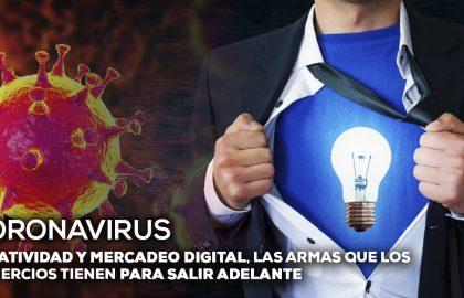 Coronavirus exige mejorar su marketing en línea