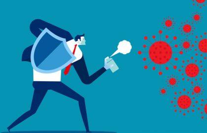Ideas sobre cómo promocionar su negocio durante el brote de coronavirus Covid-19