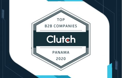 Optimized está en el top 2020 de Clutch como una de las agencias de SEO en Panamá