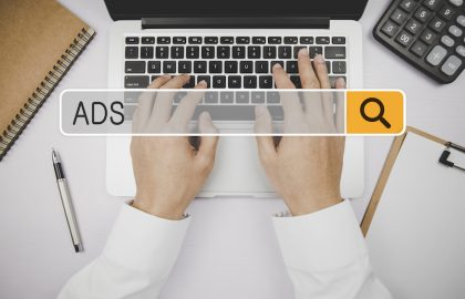 Google Ads pero sin resultados de búsqueda orgánicos